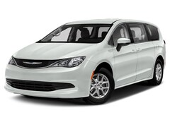 New 2019 Chrysler Pacifica LX Passenger Van for Sale in Rochester, NH, at Poulin Chrysler Dodge Jeep Ram