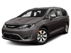 New 2019 Chrysler Pacifica Hybrid LIMITED Passenger Van for sale near Charlotte, NC
