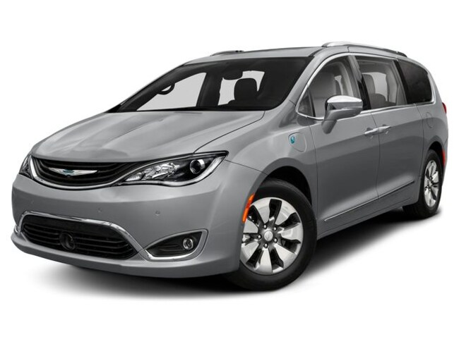 New 2019 Chrysler Pacifica Hybrid LIMITED Passenger Van Morrison, IL