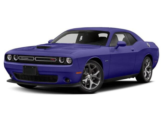 New 2019 Dodge Challenger R/T Coupe for sale Effingham, Illinois