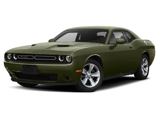 New 2019 Dodge Challenger SXT AWD Coupe in Temple Hills, MD