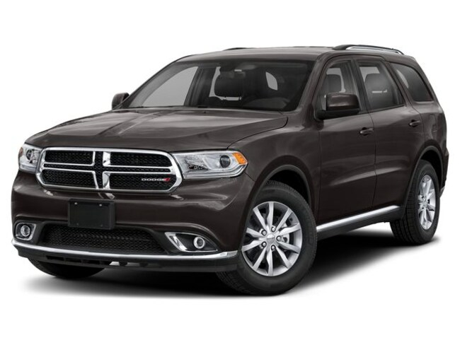 New 2019 Dodge Durango SXT PLUS RWD Sport Utility For Sale or Lease in West Covina, CA