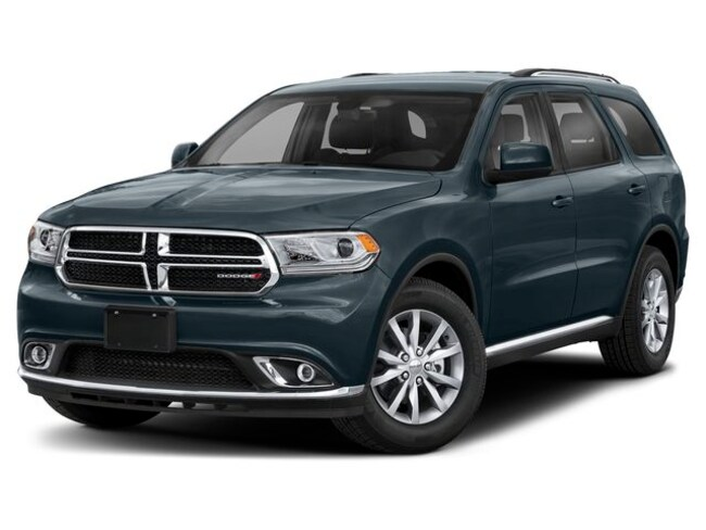 New 2019 Dodge Durango SXT RWD Sport Utility for sale in Alto, TX at Pearman Motor Company