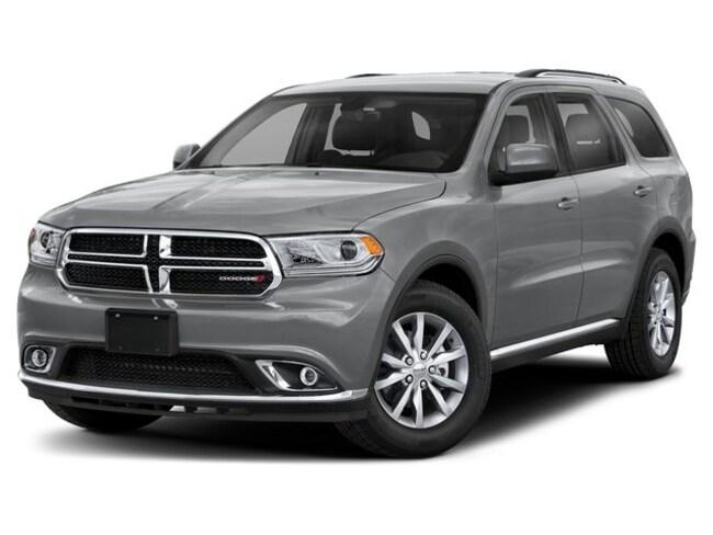 New 2019 Dodge Durango SXT AWD Sport Utility in Norfolk