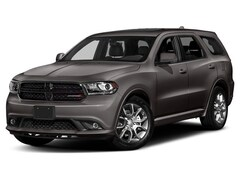 New 2019 Dodge Durango R/T AWD Sport Utility for Sale in Madison, WI, at Don Miller Dodge Chrysler Jeep Ram