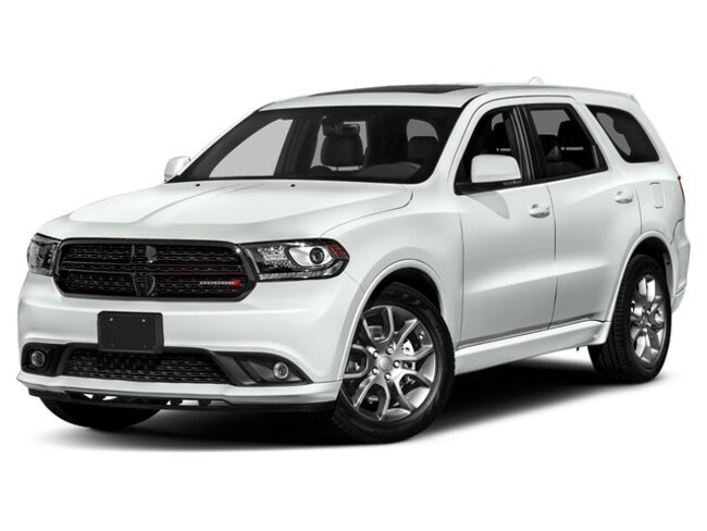 New 2019 Dodge Durango R/T AWD Sport Utility Rockville, MD