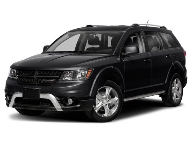 New 2019 Dodge Journey AWD Crossroad 7 Passenger SUV for sale in Vermont