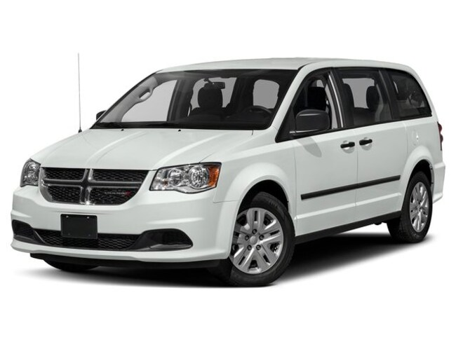 Used 2019 Dodge Grand Caravan SXT Minivan/Van For Sale in Edinboro, PA