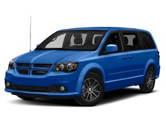 Used 2019 Dodge Grand Caravan GT Van Passenger Van for sale in Mt Pleasant, MI