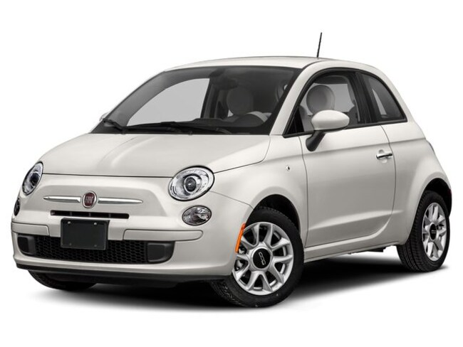 2019 FIAT 500 Pop Pop Hatch