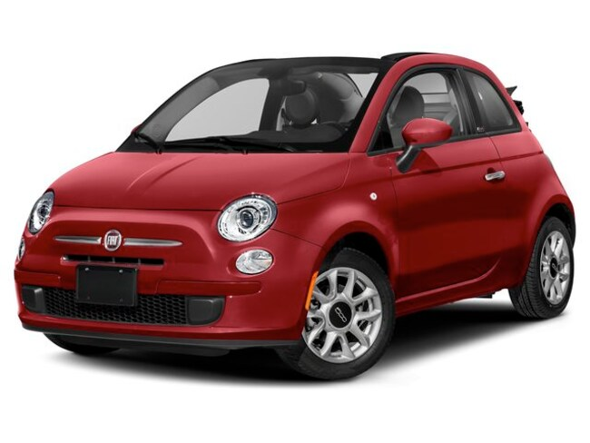 new 2019 fiat 500 pop cabrio for sale lease greer sc. Black Bedroom Furniture Sets. Home Design Ideas