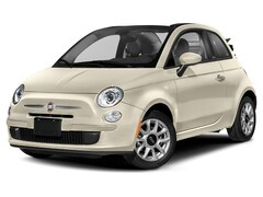 New 2019 FIAT 500 C LOUNGE CABRIO Convertible 3C3CFFEH5KT763283 in Greer, SC
