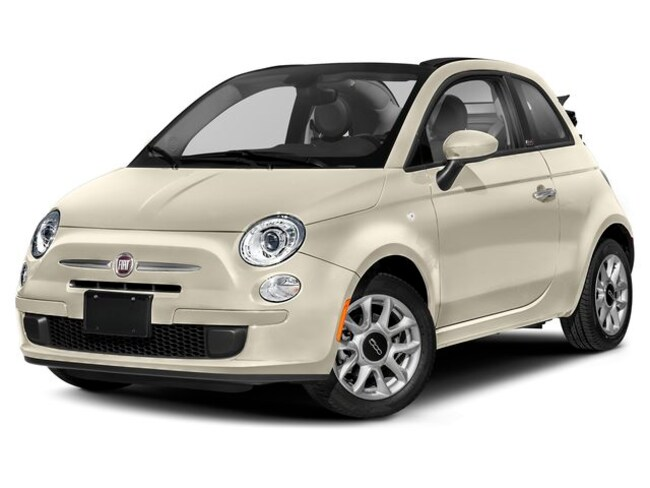 New 2019 FIAT 500 C LOUNGE CABRIO Convertible For Sale/Lease Greer, SC