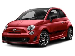 2019 FIAT 500c Abarth Convertible