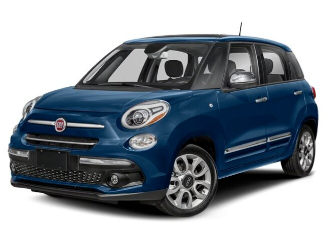 New 2019 FIAT 500L TREKKING Hatchback in Cary, NC