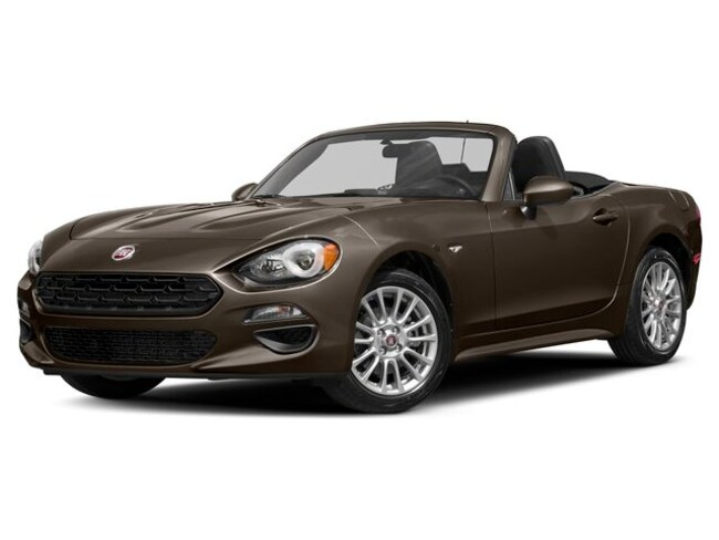 New 2019 FIAT 124 Spider CLASSICA Convertible For Sale/Lease Greer, SC