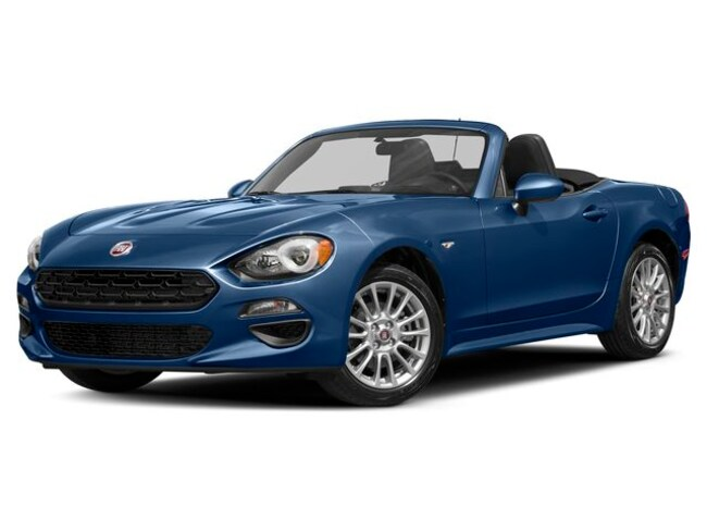 New 2019 FIAT 124 Spider CLASSICA Convertible for sale in Miami, FL