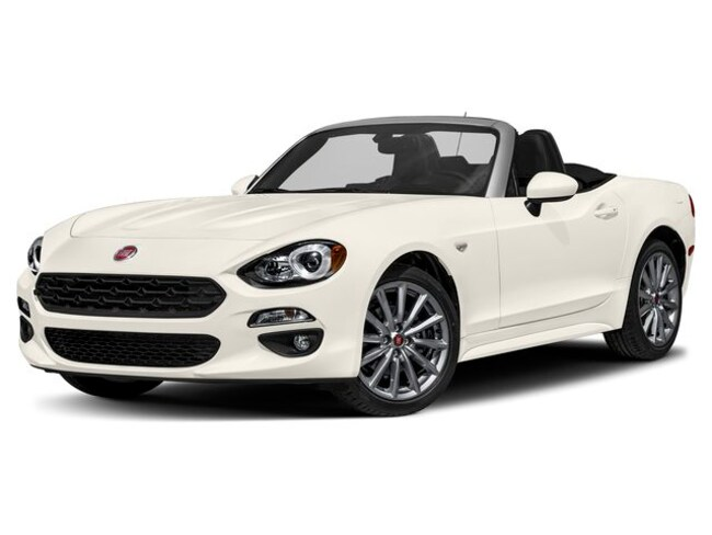 New 2019 FIAT SPIDER LUSSO in Burlingame