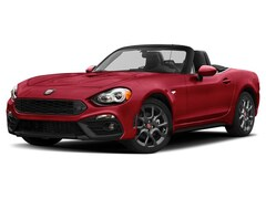 Used Chrysler, Dodge, Jeep, Ram and FIAT 2019 FIAT 124 Spider ABARTH Convertible in Aberdeen, SD