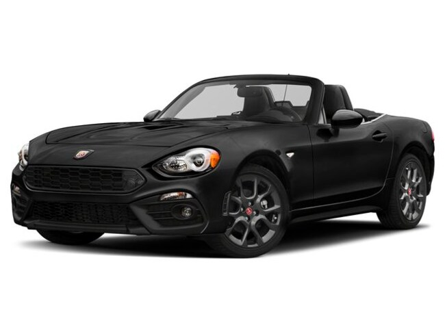 New 2019 FIAT 124 Abarth Spider For Sale Larchmont, NY