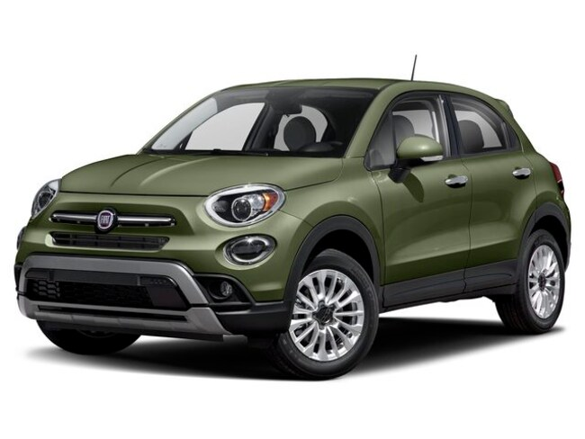 New 2019 FIAT 500X POP AWD Sport Utility for sale in Blairsville, PA at Tri-Star Chrysler Motors