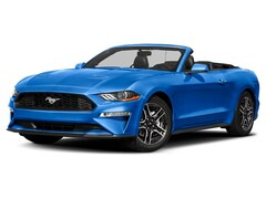 New 2019 Ford Mustang GT Premium Convertible 1FATP8FF6K5138057 in Rochester, New York, at West Herr Ford of Rochester