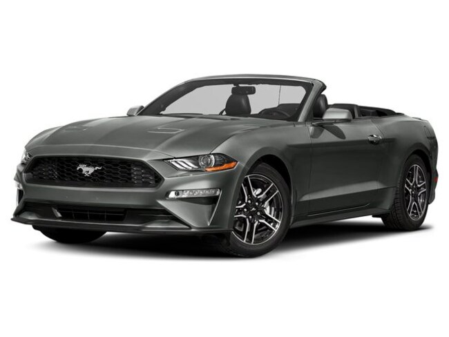 New 2019 Ford Mustang GT Premium V8 Ti-VCT in Madras