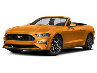 2019 Ford Mustang GT Premium Convertible Gasoline Rear Wheel Drive