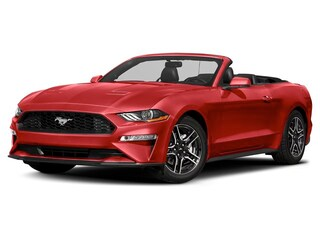 2019 Ford Mustang GT Premium Convertible coupe