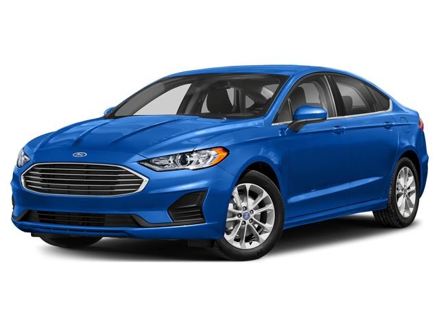 2019 Ford Fusion S Car 3FA6P0G76KR122069