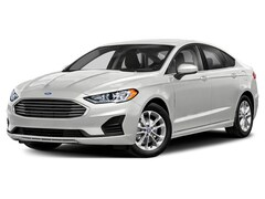 New 2019 Ford Fusion S Sedan For Sale in Zelienople PA