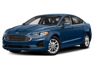 2019 Ford Fusion SE AWD Sedan