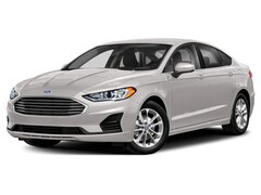 New 2019 Ford Fusion SE Sedan in Wayne NJ