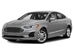 New 2019 Ford Fusion SE AWD in Whitehall, WV