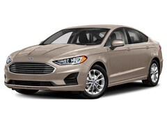 New 2019 Ford Fusion Titanium Sedan for sale in Mahopac
