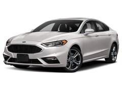 2019 Ford Fusion Sport AWD Sedan