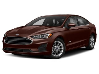 New 2019 Ford Fusion Hybrid SE Sedan near San Diego