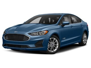 2019 Ford Fusion Hybrid SE Sedan Electric FWD
