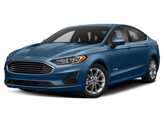 New 2019 Ford Fusion Hybrid SE Sedan  for sale/lease Jamestown NY