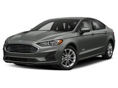 New Ford 2019 Ford Fusion Hybrid SE Sedan for sale in Mechanicsburg, PA
