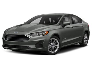 New Ford cars, trucks, and SUVs 2019 Ford Fusion Hybrid SE Car for sale near you in Westborough, MA