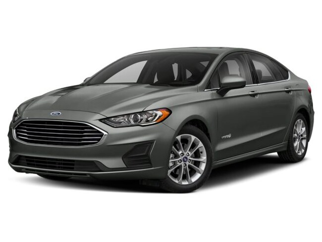 New 2019 Ford Fusion Hybrid SE Sedan For sale/lease Holland, MI
