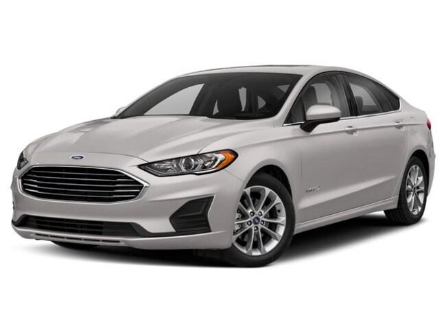 2019 Ford Fusion Hybrid SE (FCTP) Sedan