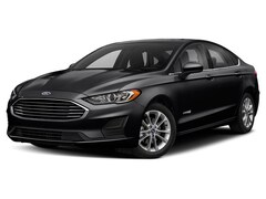 New 2019 Ford Fusion Hybrid SE Sedan for sale in Barberton, OH at Ganley Ford