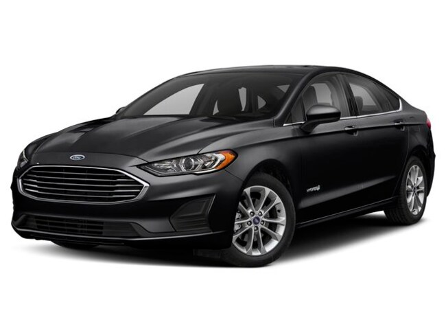 Ford Fusion Hybrid For Sale >> New 2019 Ford Fusion Hybrid For Sale At Lake View Ford Vin