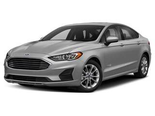 Used 2019 Ford Fusion Hybrid SE Sedan Salt Lake City