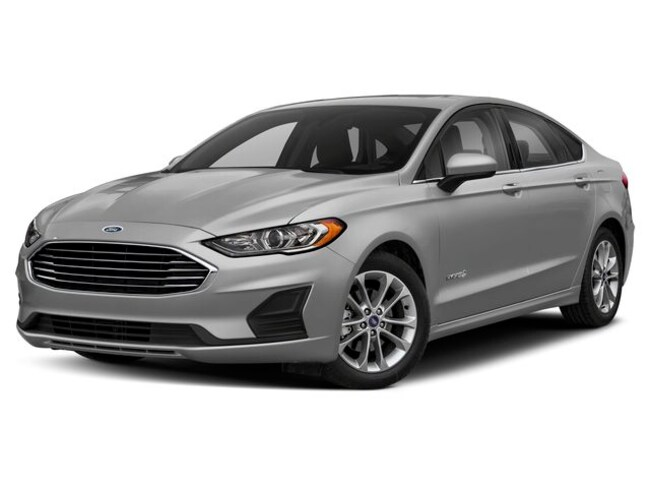 Used 2019 Ford Fusion Hybrid SE SE FWD for sale in Grand Rapids
