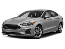 2019 Ford Fusion Hybrid SE Hybrid w/ Tech Package ** Retired Courtesy ** Sedan