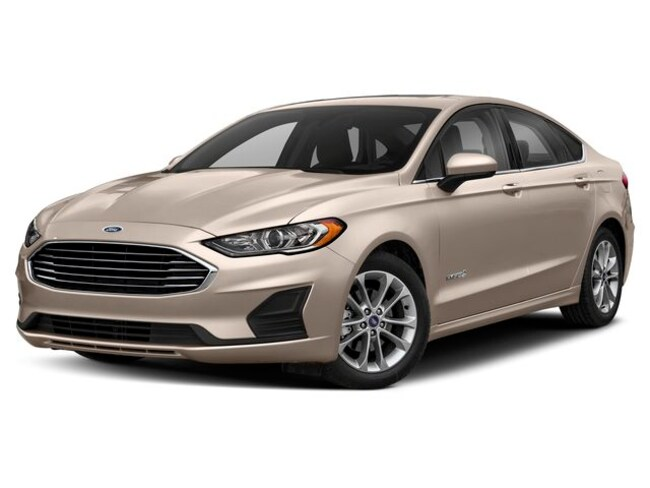 Used 2019 Ford Fusion Hybrid For Sale In Huntley Near