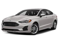 New 2019 Ford Fusion Hybrid Titanium Sedan for sale in Merced, CA